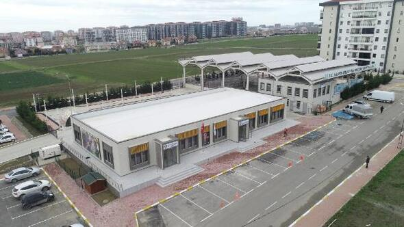 Silivri Afet Koordinasyon Merkezi açıldı