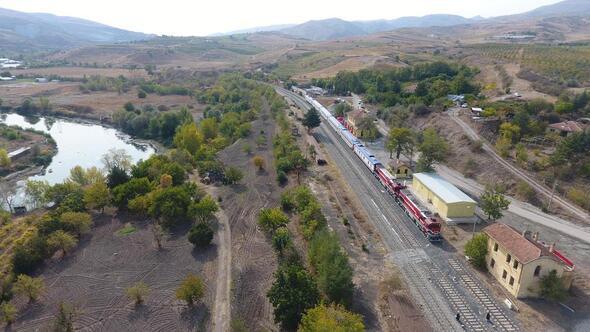Turizmin lokomotifi Karaelmas Treni olacak