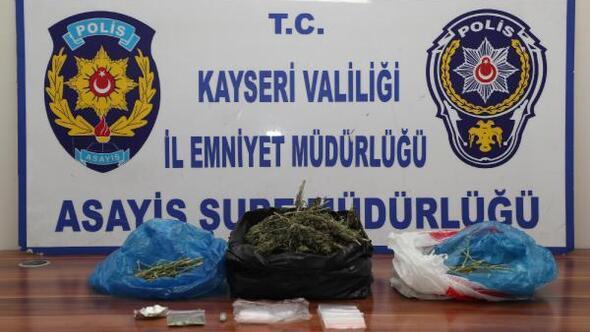 Kayseride aranan 13 kişi yakalandı