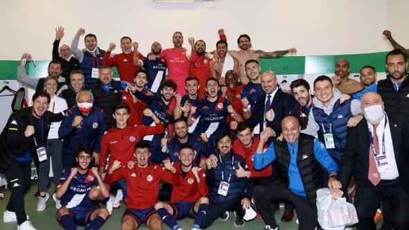 Antalyaspor Trabzonspora odaklandı