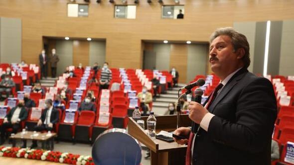 Başkan Palancoğlu, AK Partili üyelerle buluştu