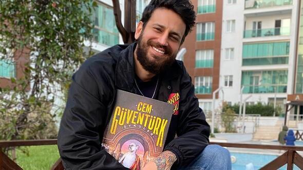 """Cem Güventürk """"Öyküler"""" isimli yeni kitabını yayınladı"""