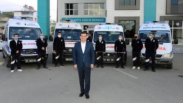 Kepez Tıp Merkezinden 41 bin ilçe sakinine hizmet