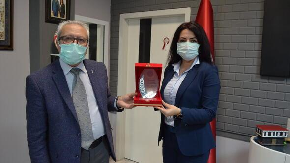 Yılın Eğitimcisi Ödülüne Filiz Kılınç layık görüldü