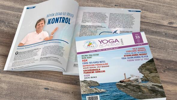 Yoga Academy Journal Covid-19'a karşı