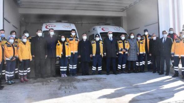 Sivasta, 4 yeni sağlık merkezi açıldı