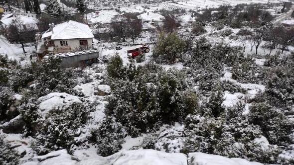 Döşemealtında kar etkili oldu