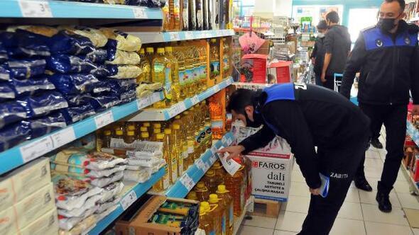 Akşehir Belediyesi Zabıtası denetimlerini sürdürüyor