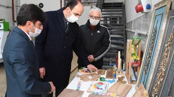 Konya Büyükşehir Belediyesi Anatoya oyuncak markasıyla dünyaya açılıyor
