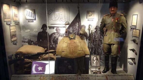 Çanakkale Savaşları Mobil Müzesi Kırıkkalede