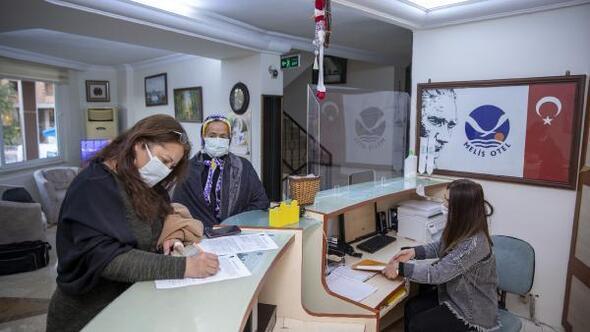 Büyükşehir, Dosthane ile hasta ve yakınlarını ücretsiz ağırlıyor