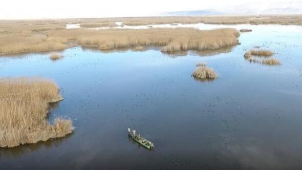 Kaçak avcılar drone ile tespit edildi