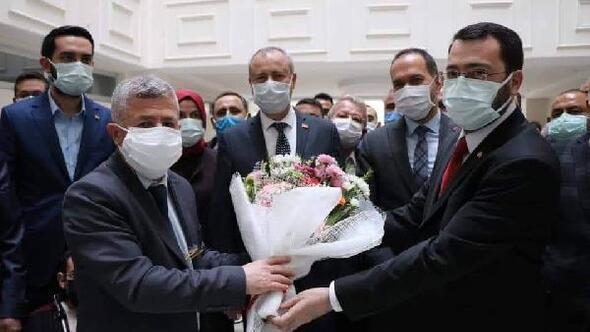 AK Parti Niğde İl Başkanı Kılıç: Gece-gündüz demeden, kar-kış demeden çalışacağız