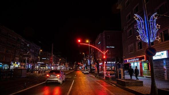 Büyükşehir, trafik ışıklarında çalışma başlattı