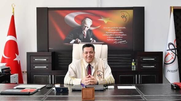 OKÜ Rektörü Prof. Dr. Turgay Uzun, göreve başladı
