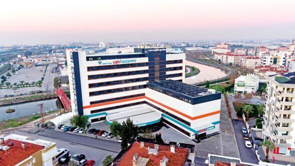 Çocuklar yaşasın diye kurulan hastane