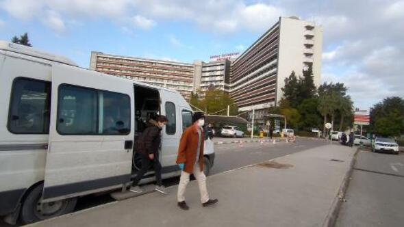 Kemer Belediyesinden yaşlı ve hastalara hizmet