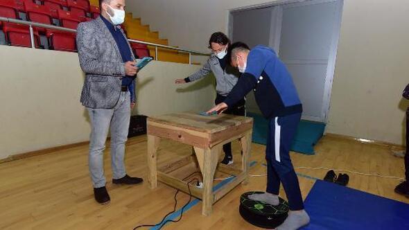 Osmaniyede sportif yetenek taraması