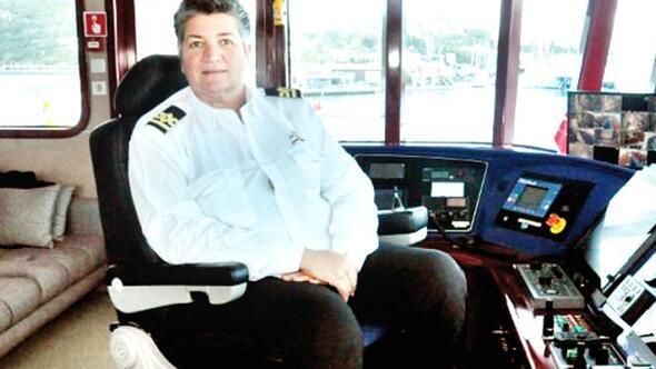 Kaptan Aydost yeniden dümende