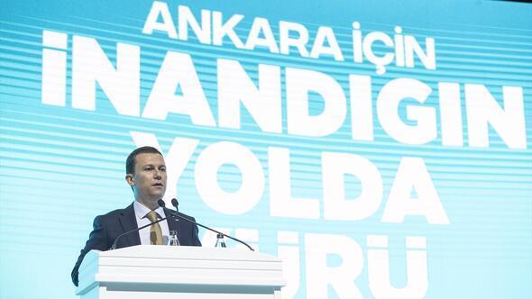 Fatih Şahin: 7 bölgesi, 81 vilayetiyle 83,5 milyonunpartisiyiz
