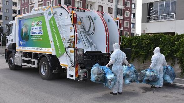Kocasinan Belediyesi, atıkları geri dönüşüme kazandırıyor