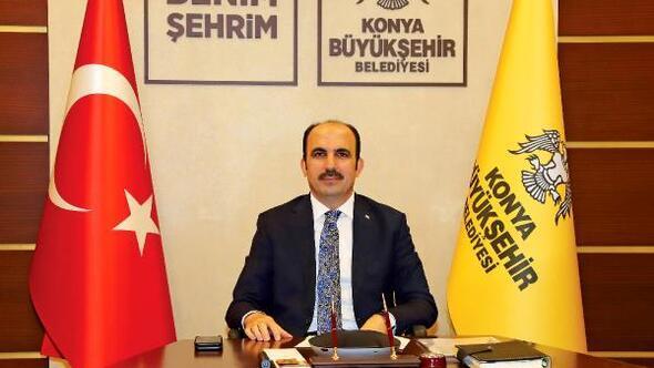 Uluslararası Tarım Şehirleri Birliği Başkanı Uğur İbrahim Altaydan, Cumhurbaşkanı Erdoğana teşekkür