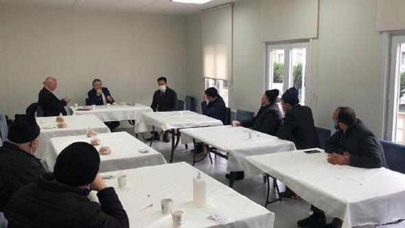 Süleymanpaşada din görevlilerini bilgilendirme toplantıları sürüyor