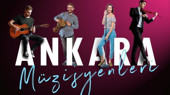Ankaralı müzisyenlere tanıtım ve nakit desteği