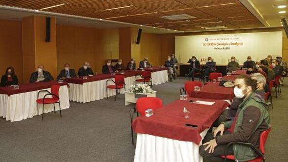 Balbey Projesi Kent Konseyi İmar Grubuna anlatıldı