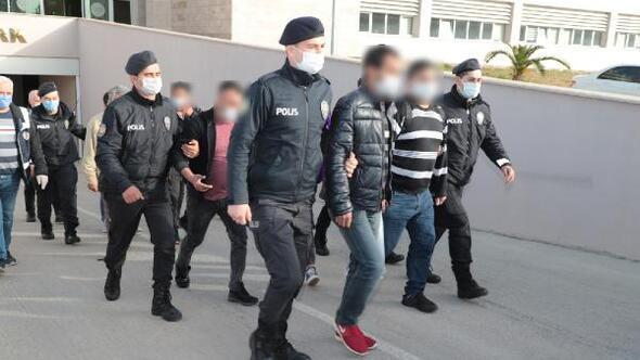 Aranan 32 kişi yakalandı