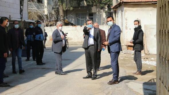 Nafiz Gürman Mahallesinde sel baskınları önlenecek