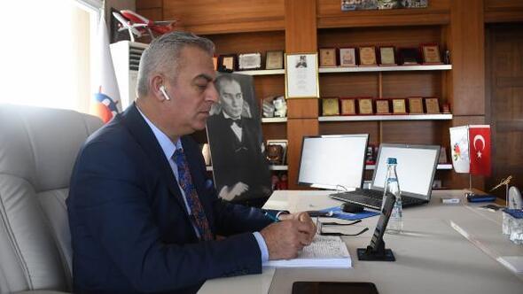 Kemerde Cumhurbaşkanlığı Türkiye Bisiklet Turu hazırlığı