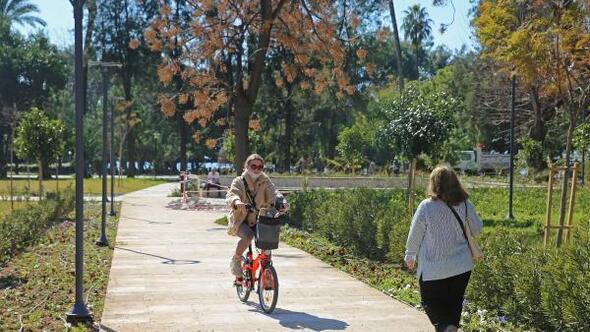 Kent Yaşam Parkı Antalyalılarla buluştu