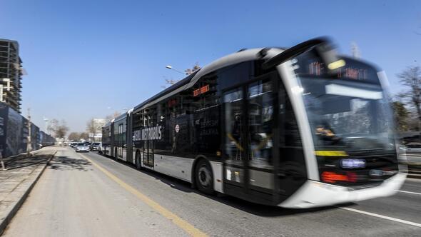 Elektrikli metrobüs beğeniye sunuldu