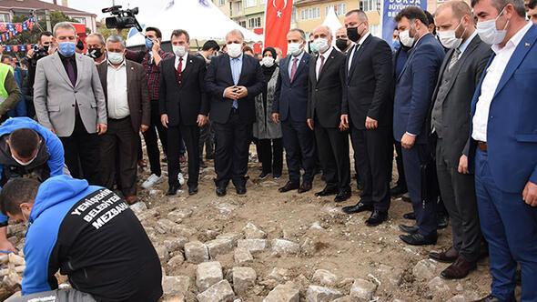 Yenişehiri spor kenti yapacağız