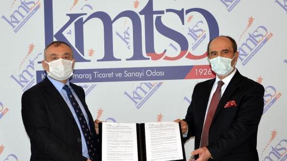 KMTSO, Şekerbank ile kredi protokolü imzaladı