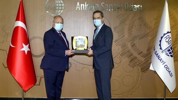 Ticari ilişkilerde ASO iş birliğine hazır