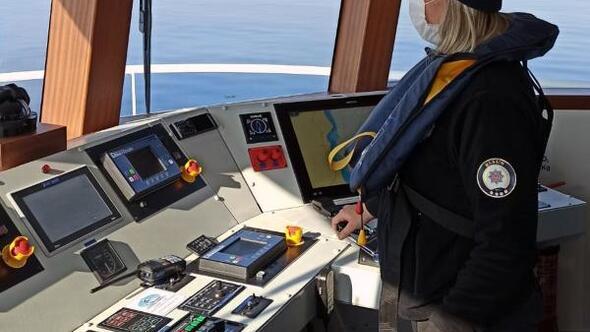 Deniz asayişi Yeliz Kaptandan soruluyor