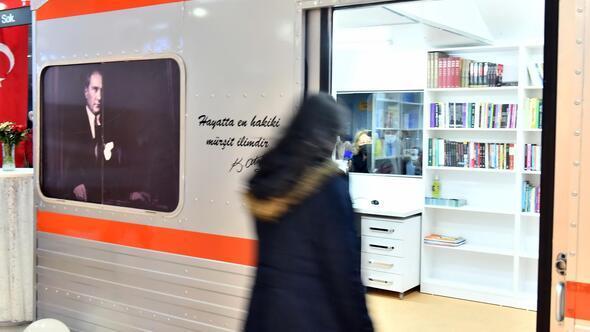 Gelecek istasyon: Bombardier kütüphanesi
