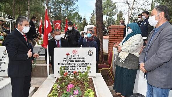 Osmaniyede Çanakkale Şehitleri anıldı
