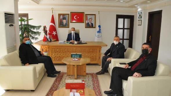 Akşehir Belediyesinden esnafa 143 bin liralık yardım