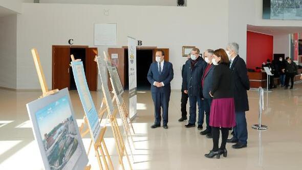 Trakya Üniversitesi'nde 'Balkan Savaşlarında Edirne' sergisi
