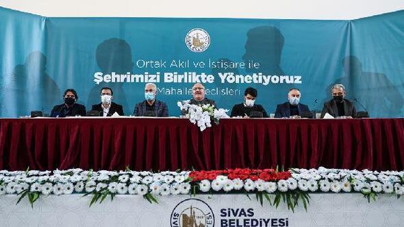 Sivasta, Mahalle Meclisi toplantılarının ilki yapıldı