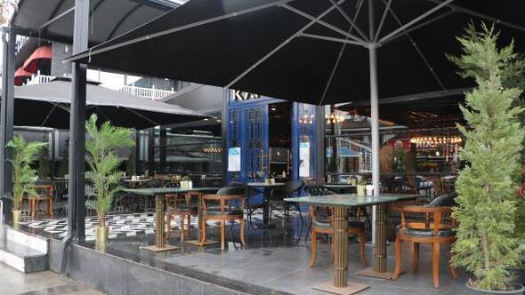 Sakaryada kafe ve restoranlar açıldı