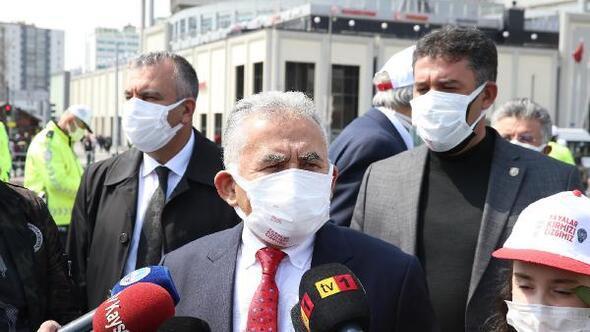 Kayseride sağlık çalışanlarına ücretsiz ulaşım 30 Hazirana uzatıldı