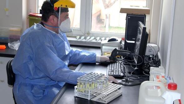 Trakya Üniversitesi Hastanesi'nde yapılan Covid-19 testi sayısı 120 bini aştı