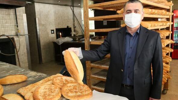 Ekmeğe zam kararı: 210 gram 2 TL