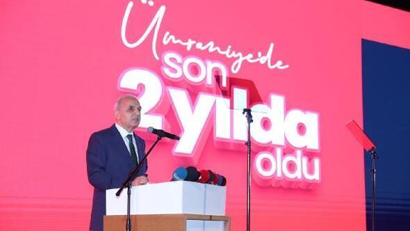 Başkan Yıldırım: AK Partili belediyeler olarak laf değil, iş yapıyoruz
