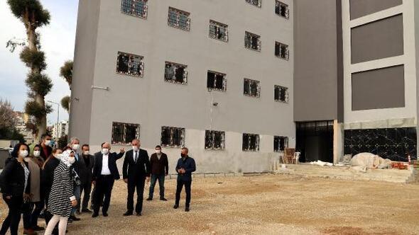 Başkan Gültak: Akdenize 6 yeni okul kazandıracağız