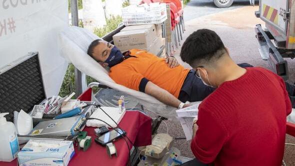 Kök hücre bağışı bekleyen hastalar için umut oldular